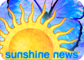 Sunshine News :: Positive Views ::  Articles and Newsletter